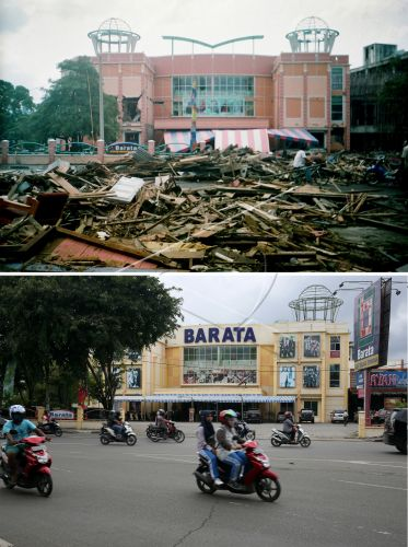 10 Tahun Tsunami Aceh Antara Foto