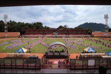 2 900 Pelajar Warnai Garuda Antara Foto
