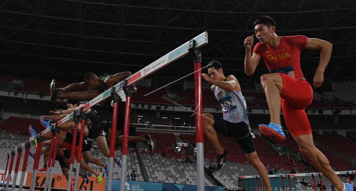 Lomba Lari Asian Games 2018 - Ada Lomba