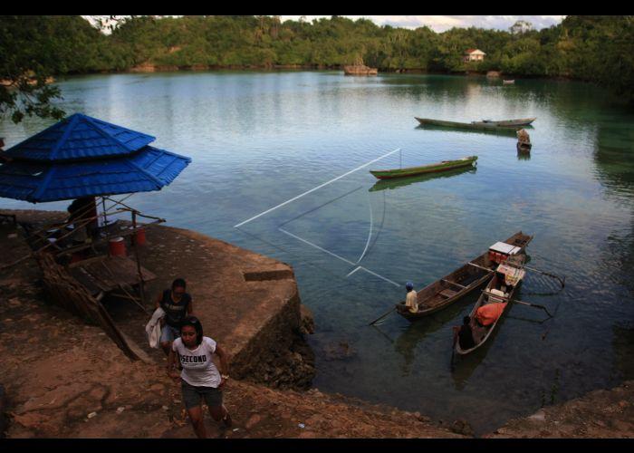 Danau Napabale Muna Antara Foto