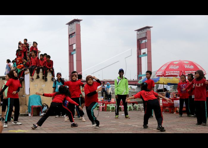 Festival Permainan Tradisional Antara Foto
