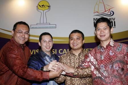 Calon Ketum Hipmi - ANTARA Foto: Ekonomi Dan Bisnis - 13/9/2011 20:30
