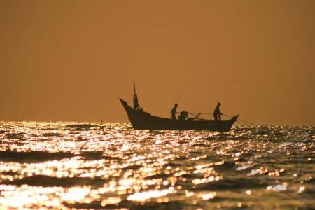 aktivitas nelayan normal