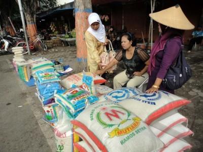 harga beras stabil