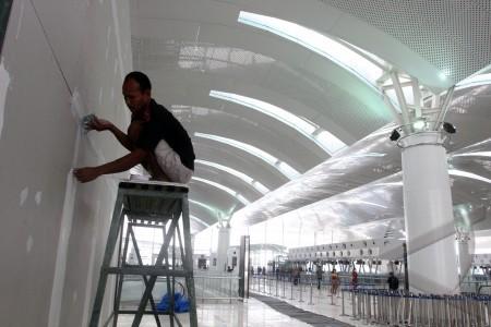 perampungan bandara kuala namu