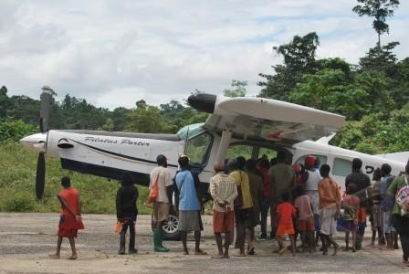 penerbangan perintis papua