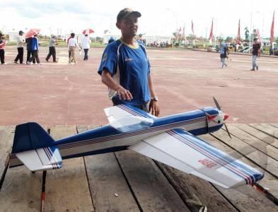 kejurnas aeromodelling