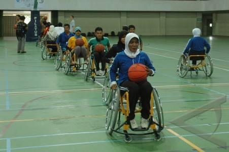 penyandang cacat