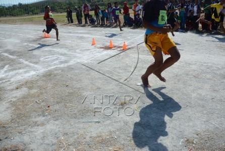 lari sprint difabel