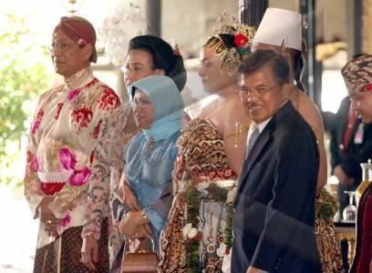 pernikahan anak sultan