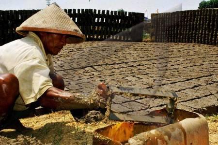 perajin batu bata