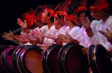 Festival nasional kesenian musik tradisi anak-anak 2009&;