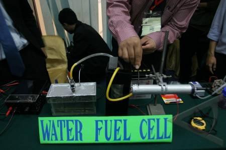 bahan bakar air