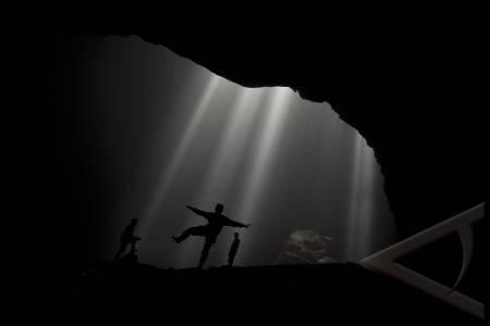 pesona caving luweng grubug