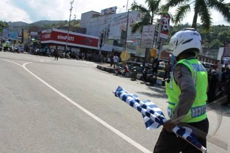 demo menuntut kemerdekaan papua barat dibubarkan polisi