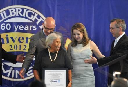 60 tahun fulbright