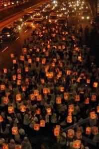 parade lampion pmi