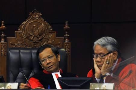 putusan posisi wakil menteri