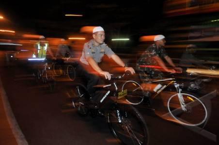 patroli bersepeda