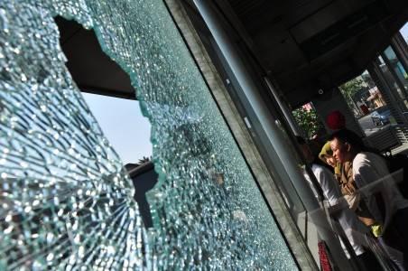 penembakan halte transjakarta
