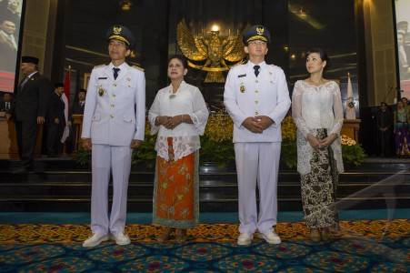 pelantikan gubernur dki jakarta 2012 - 2017