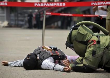 penanggulangan teroris