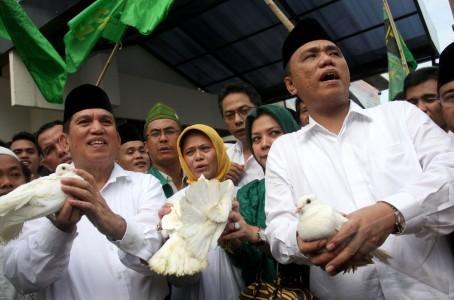 pendaftaran gubernur sumut