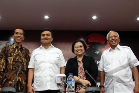 Cagub Sumut on Jakarta 11 12 Restu Politik Cagub Sumut Pdip Ketua Umum Pdip Megawati