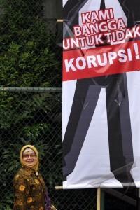 Indek Persepsi Korupsi Indonesia 2012