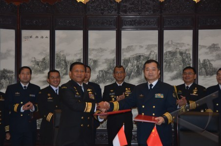kerja sama al indonesia-china