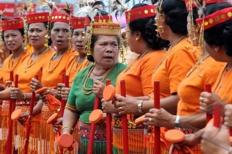 festival budaya toraja