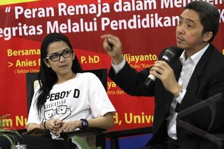 Pendidikan anti korupsi