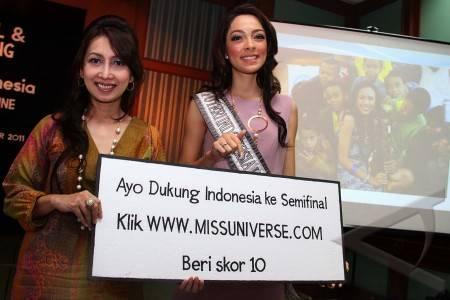 dukung putri indonesia