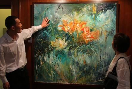pameran lukisan