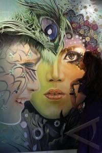 pameran pelukis wanita