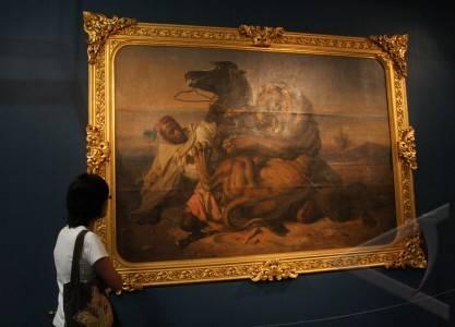 pameran lukisan raden saleh.