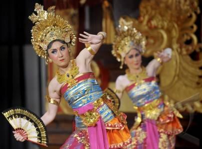 jepang menari bali
