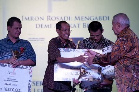 Jakarta, 4/12 - foto terbaik 2012. pewarta kantor berita antara
