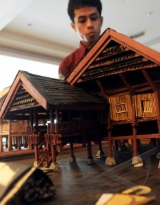 Arsitektur rumah tradisional