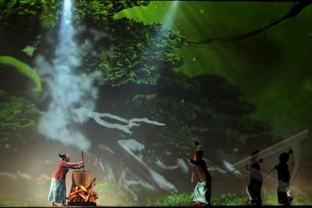 drama musikal timun mas