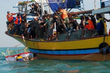 Pesta laut jepara diulang