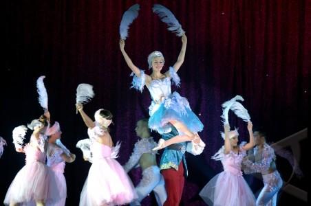 Drama musikal barbie