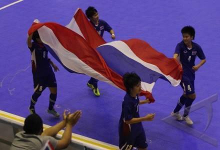 emas futsal thailand