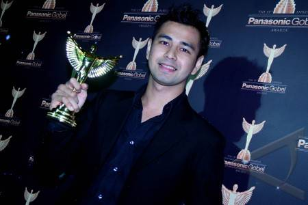 panasonic global awards 2012
