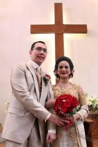 astrid tiar menikah