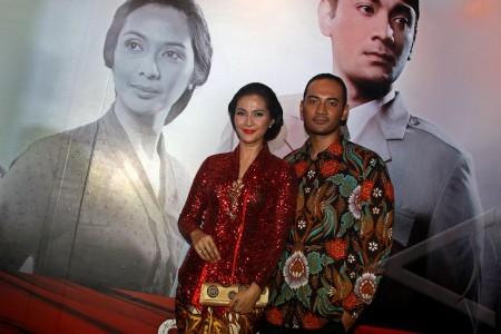 Gala premier film soekarno: indonesia merdeka