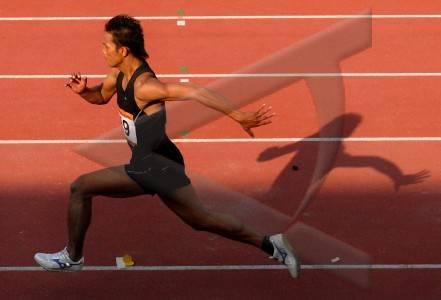Atletik Lompat Jangkit