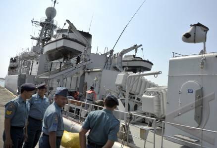 Operasi Pengamanan Laut Bali Jelang KTT Asean
