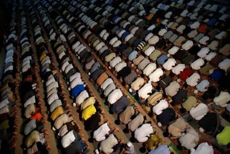 Fadilah tarawih berjamaah...