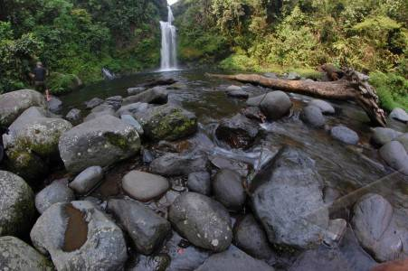 wisata air terjun